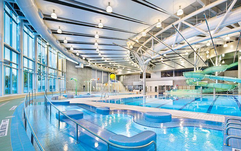 Aquatic Center Community Center In 2019 Community