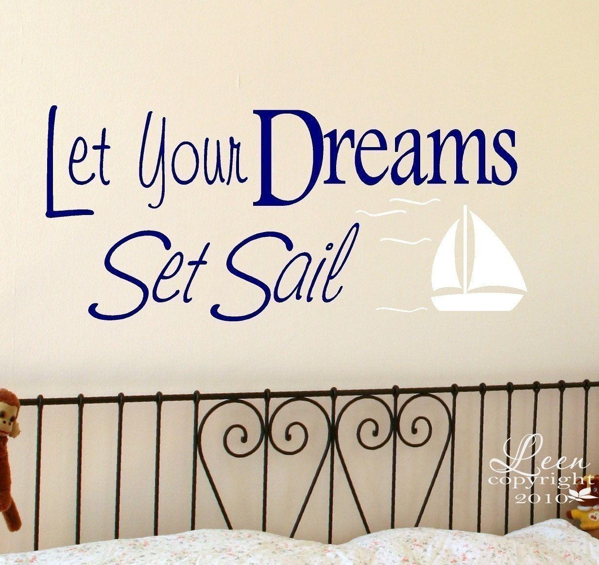 I want this Wall decal for his walls!
