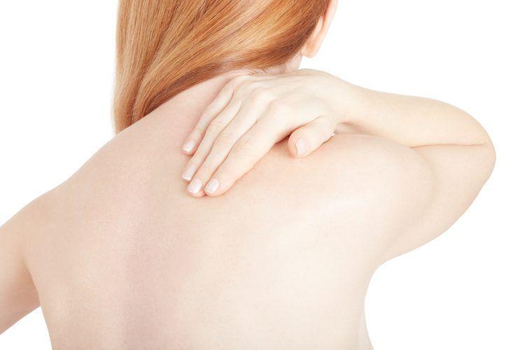 artritis en los síntomas de diabetes en el omóplato