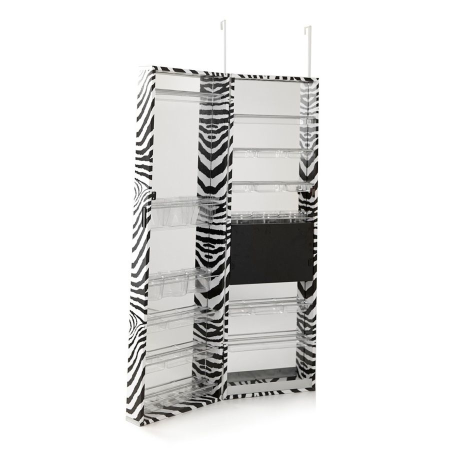 Over The Door Mirrored Hanging Beauty Armoire At HSN.com. I Am