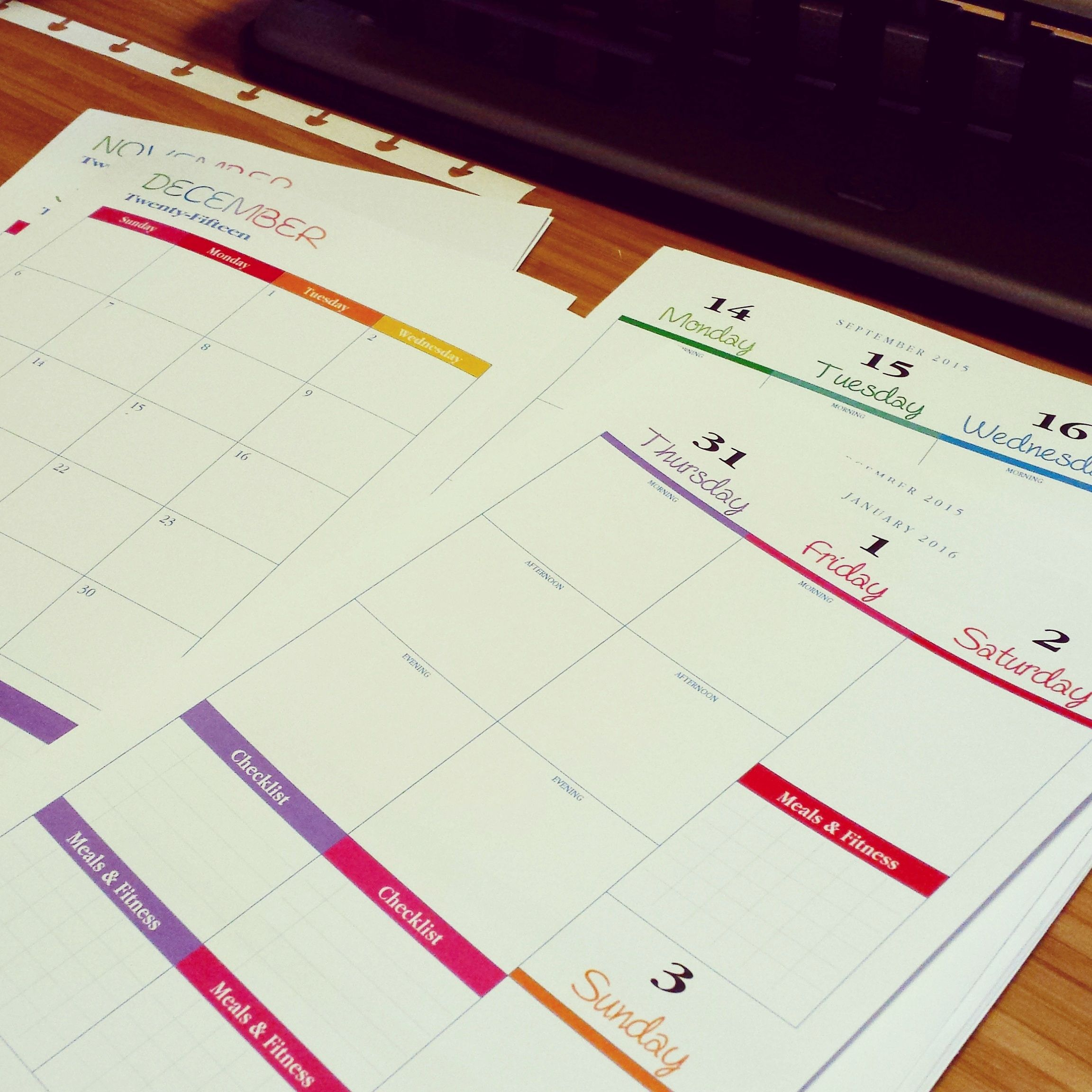 Calendar Planner Erin Condren : The pretty planner free erin condren and