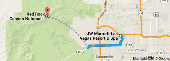Jw Marriott Las Vegas Map.From Jw Marriott Las Vegas Resort Spa 221 North Rampart