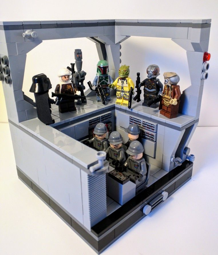 No disintegrations | Lego , Star Wars , Star Trek , others | Lego