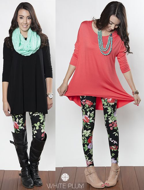 4378400821 Such cute ideas on how to transition from leggings and boots to spring!
