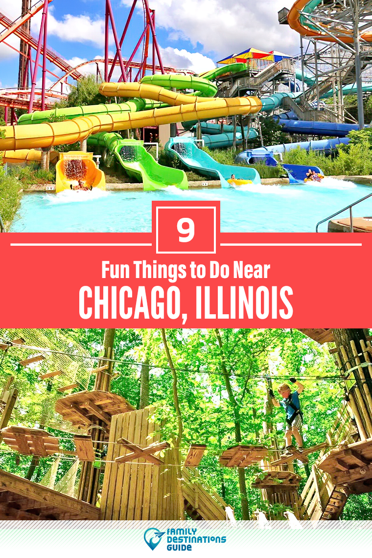9 Fun Things To Do Near Chicago Illinois Fun Places To Go Cool Places To Visit Chicago Travel