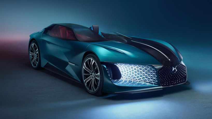The Asymmetric Ds X E Tense Supercar Of The Future Has Been Built Concept Cars Futuristic Cars Ds Automobiles
