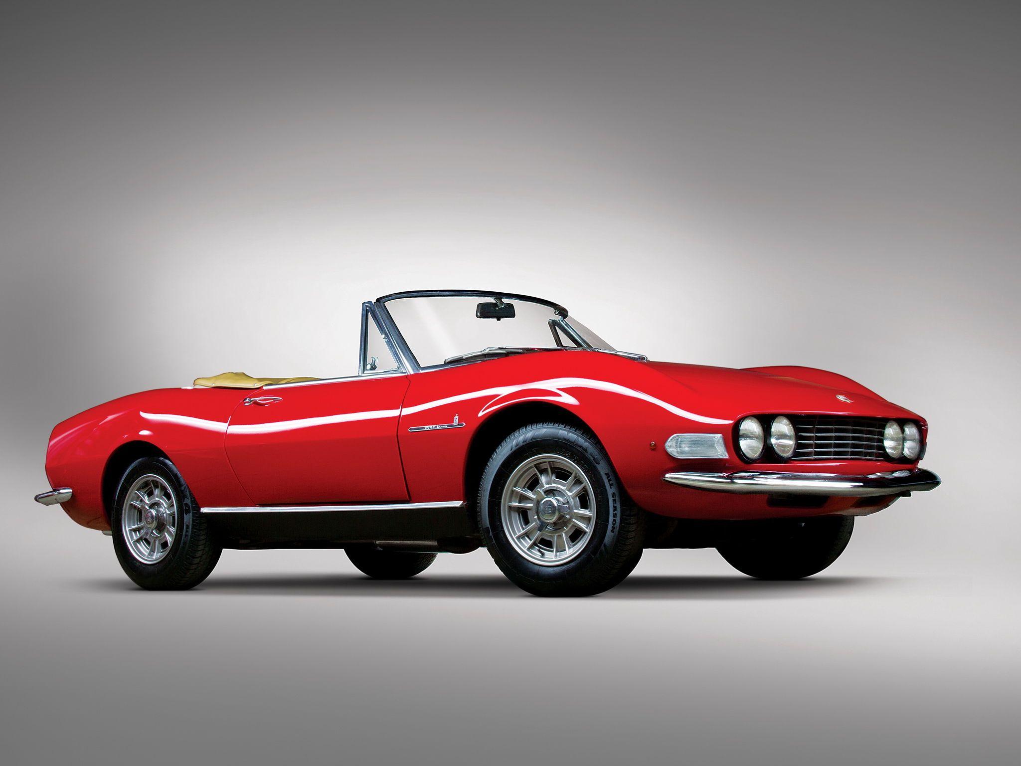 1966–69 Fiat Dino Spider (135) by Pininfarina   Pione   Pinterest