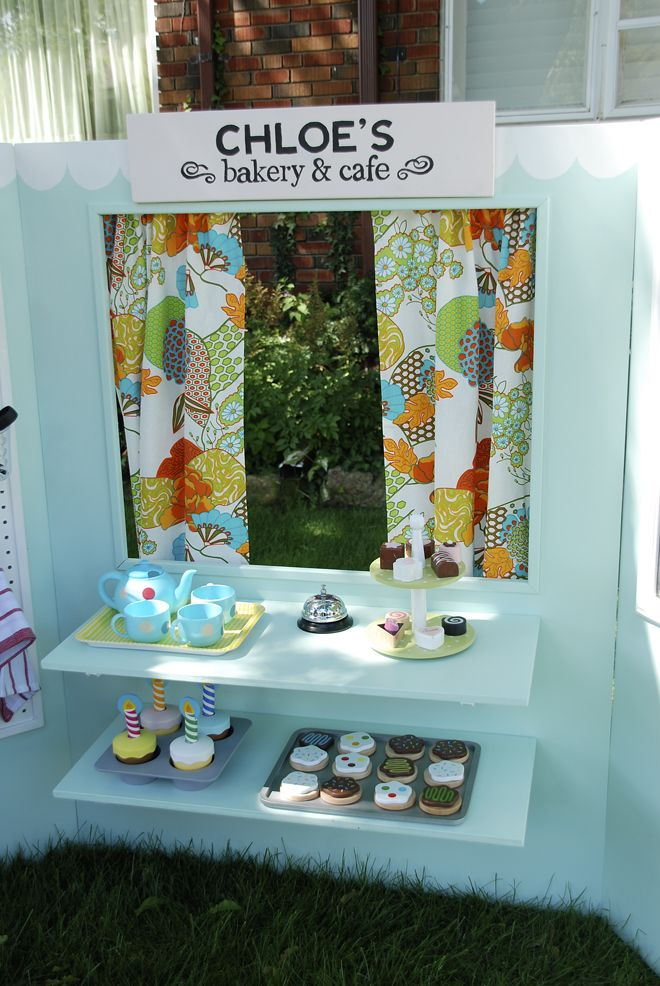 Summer DIY Challenge Make Believe Station Kitchen sets