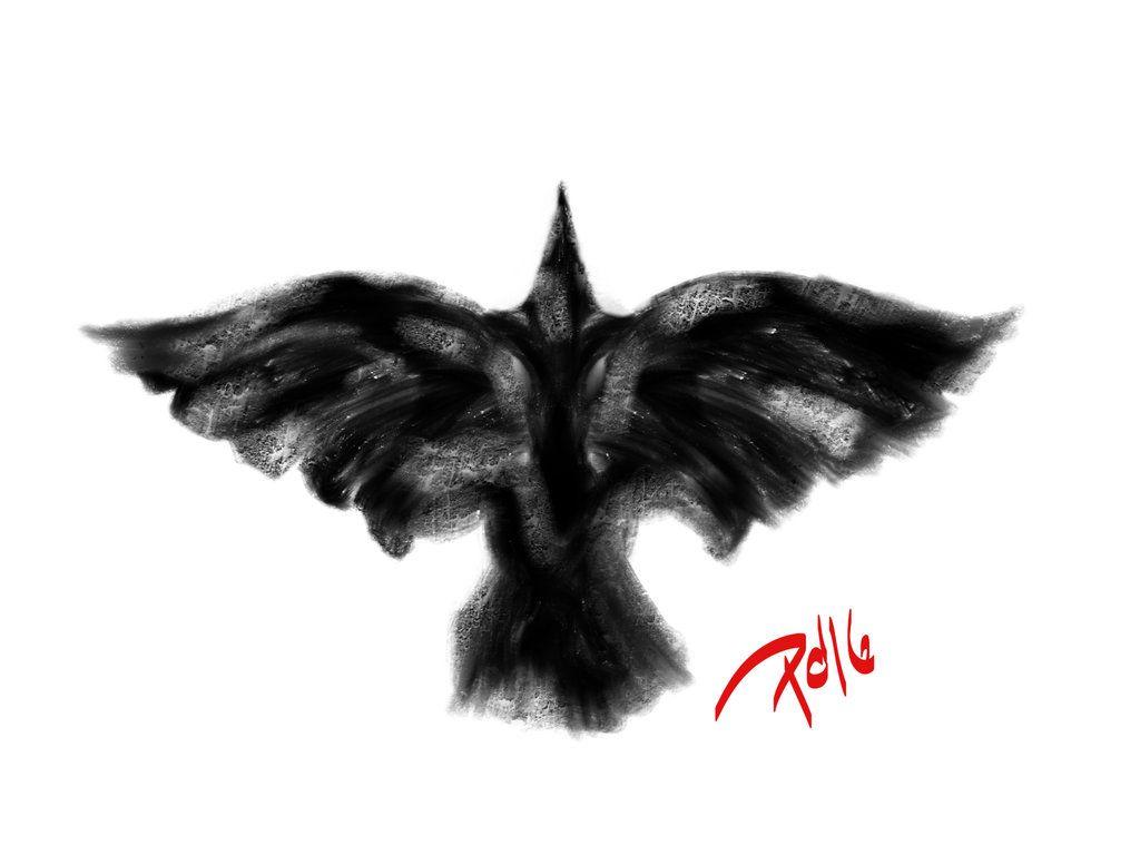 The crow logo by pchoppyiantart on deviantart my the crow logo by pchoppyiantart on deviantart sciox Choice Image