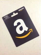 Photo of Amazon Gift Card – $25 Brand New