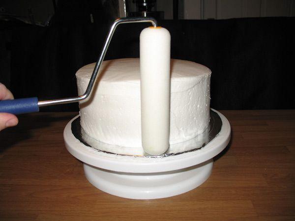 High Density Foam Roller For Cake Icing
