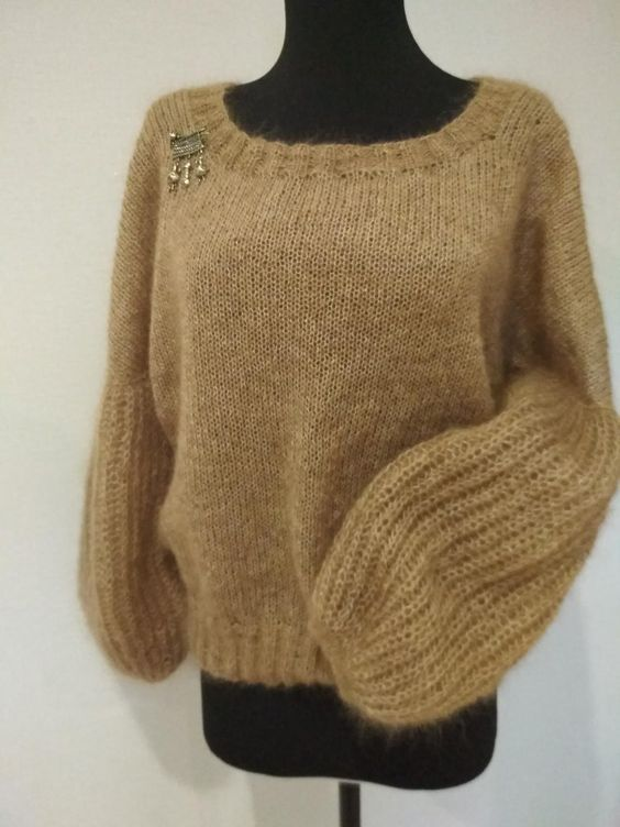 Pin By Sylwia On Swetry Knitting Summer Knitting
