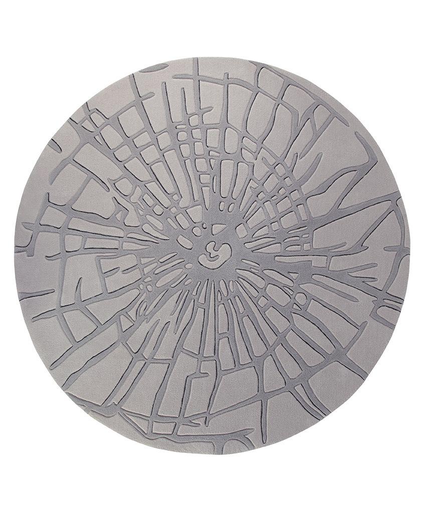 Wood vloerkleed 200x200cm grijs - Esprit | textures | Pinterest ...