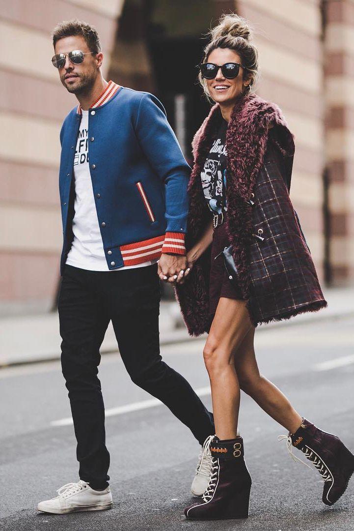 Kleidung flirten