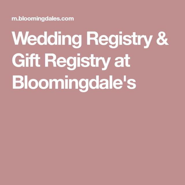 Wedding registry gift registry at bloomingdales beautiful wedding registry gift registry at bloomingdales junglespirit Images