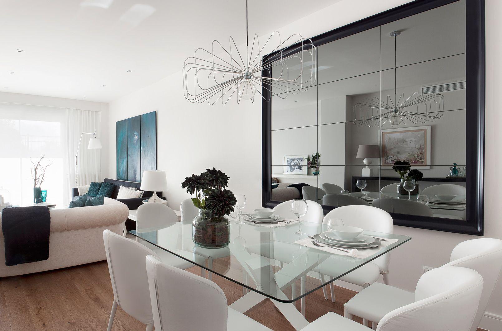 Sala da pranzo  soggiorno  moderno  Sala da pranzo