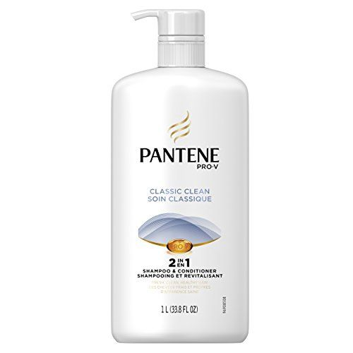 Pantene Prov Classic 2in1 Shampoo Conditioner 338 Fl Oz Check This Awesome Product By Going To The Link At The Image Note It Shampoo Pantene Best Shampoos