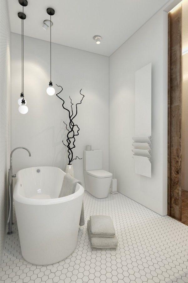 3 Claves para Reformar un Baño con Estilo Nórdico Baño con estilo