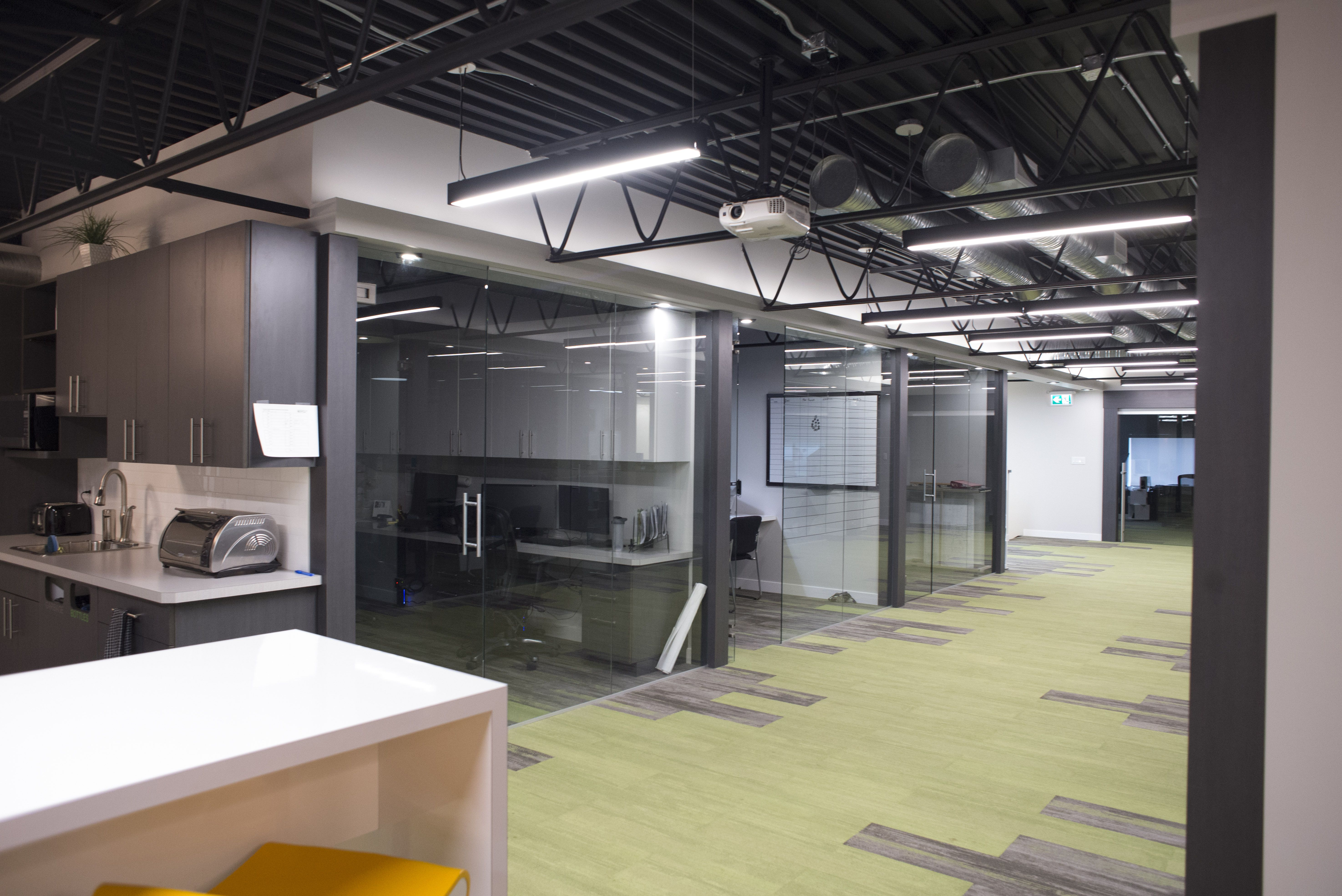 Edmonton Office Design In 2020 Office Design Design Interior Design