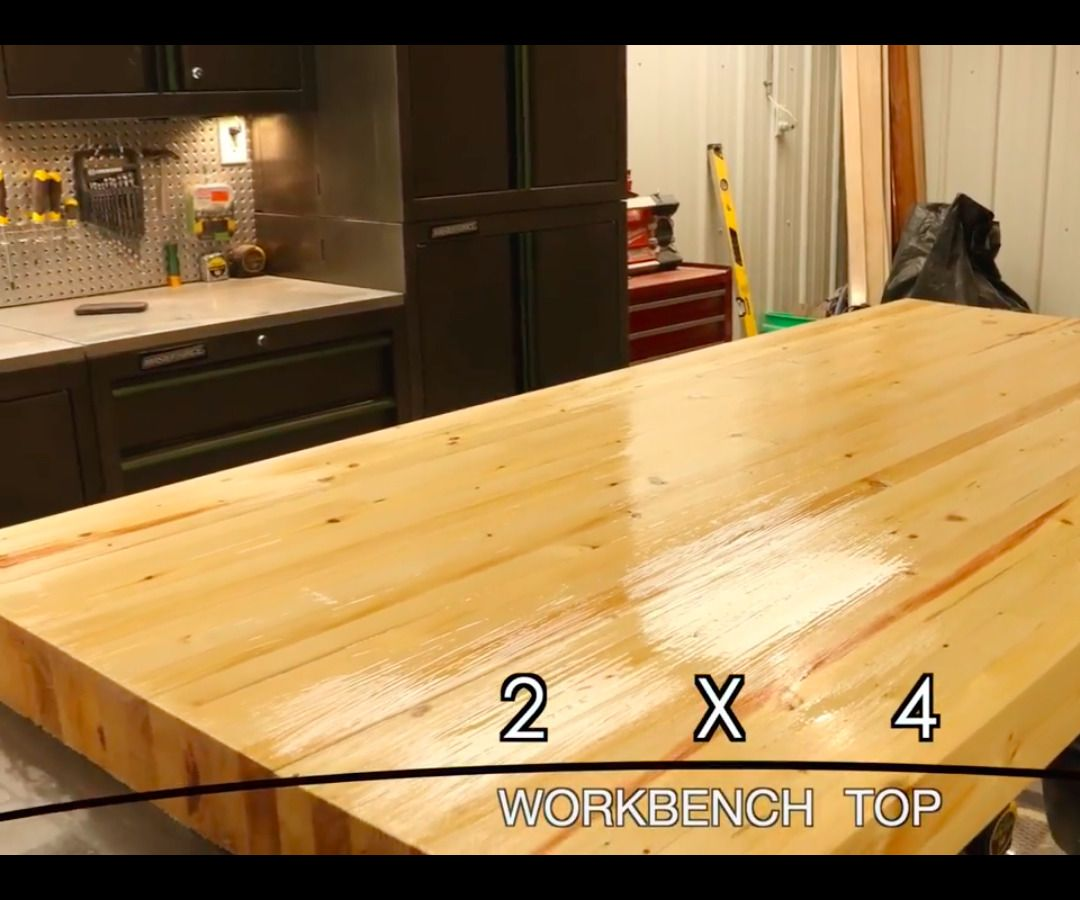 2 X 4 Table Top Home Projects Pinterest Woodworking Bench