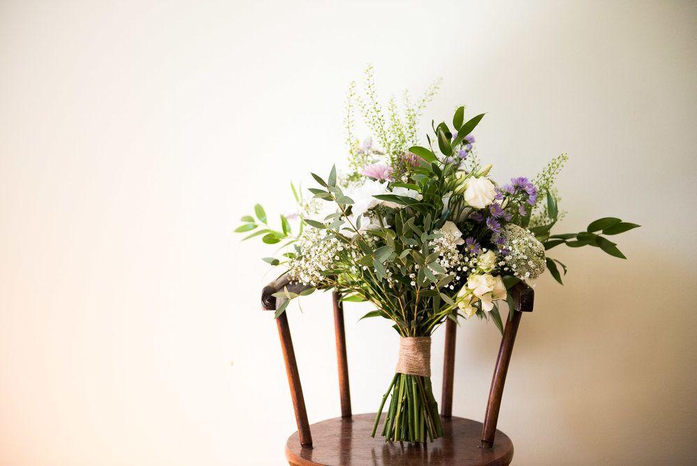 Homemade wedding bouquet © Jessica Grace Photography.jpg