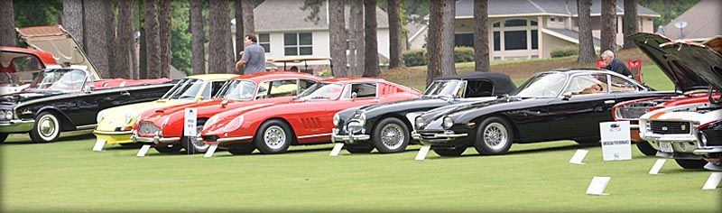 Concours d'Elegance of Texas