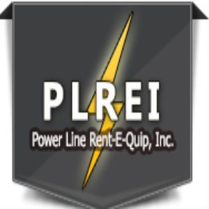 Power Line RentEQuip Inc Plrei Offers Nationwide Bucket Truck