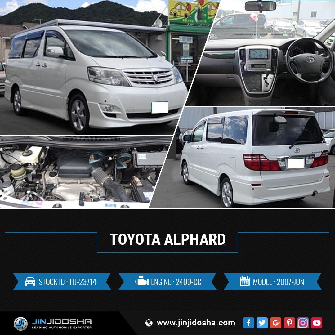 We Have Your Toyota Alphard Jinjidoshajapan Japan Bestcarsellingcompany Japanese Rhd Drive Carsforsale Sale Ca Toyota Alphard Sell Car Cars For Sale