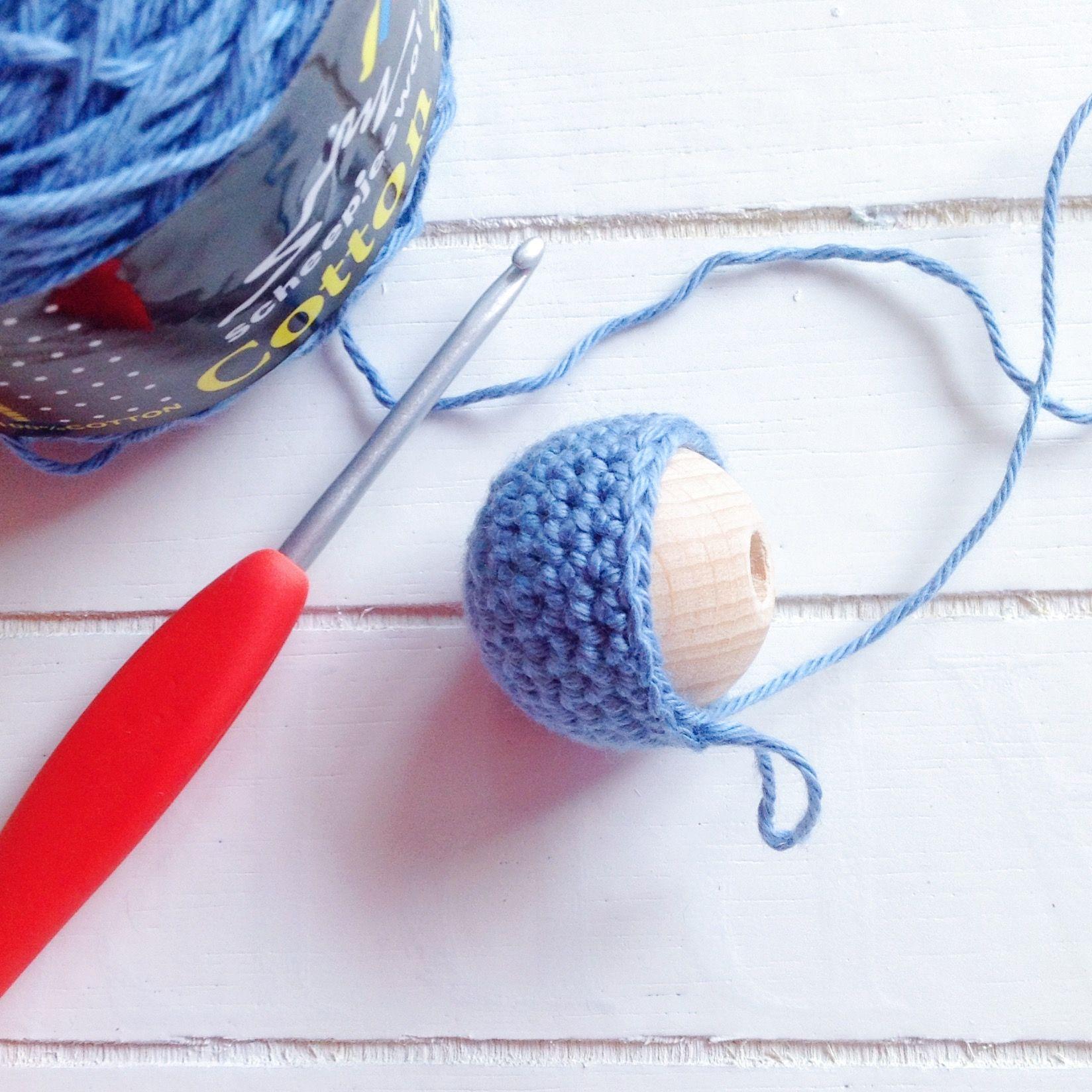Miniman\'s Nursing Necklace – The Tutorial | Stricken und häkeln ...