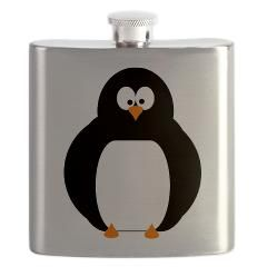 Penguin Flask