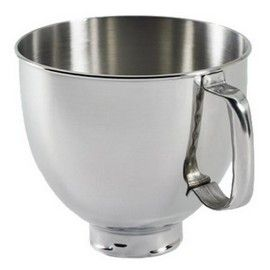 KitchenAid K5THSBP 5-Qt. Bowl, Polished Stainless with Comfort Handle $49.99