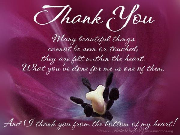 Thanks Thank You Quotes Be Yourself Quotes Thank You Messages