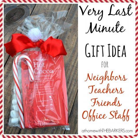 Very Last Minute Gift Idea Christmas Ideas Pinterest Gifts
