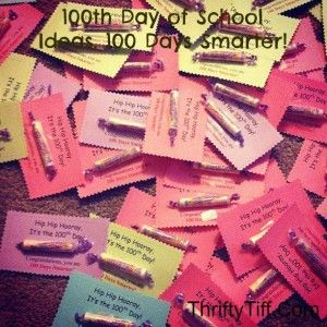 Cute Saying For Smarties On 100th Day Of School. More Ideas In Link. Http