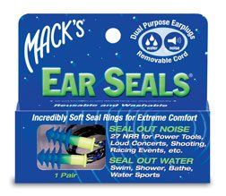 Mack's offer the best  Mack's Ear Seals Earplugs 1pr. This awesome product currently 24 unit available, you can buy it now for $0.00 $0.04 and usually ships in 24 hours New        Buy NOW from Amazon »                                         : http://itoii.com/B000GCI9CI.html