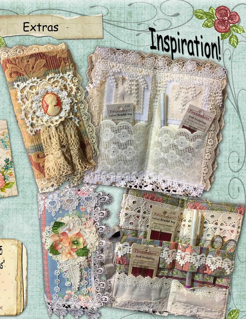 33+ Victorian sewing box template inspirations
