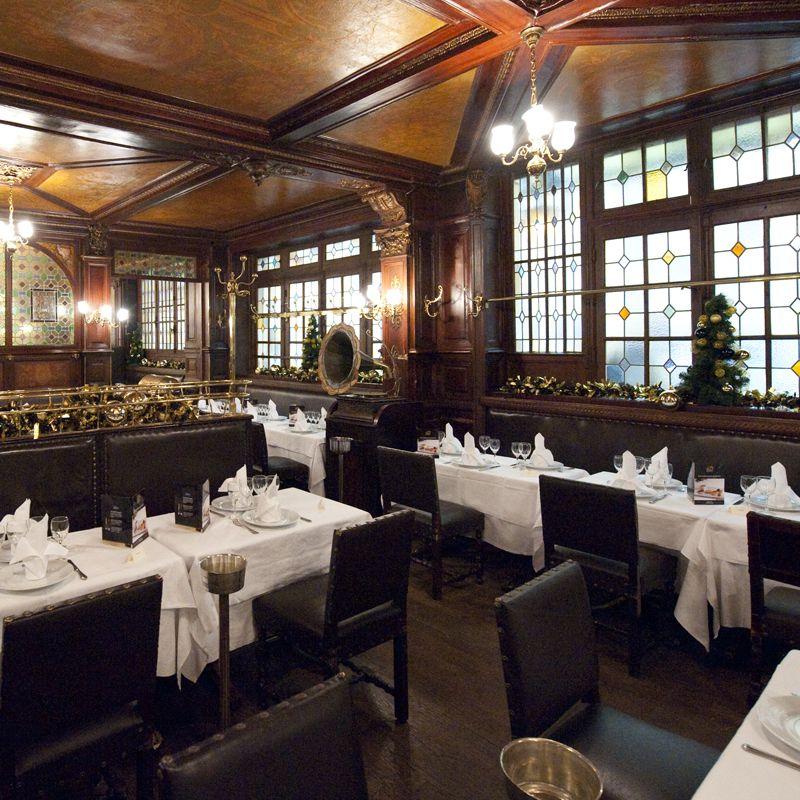 Brasserie Flo Paris Restaurant Traditionnel Salon De The Restaurant Paris