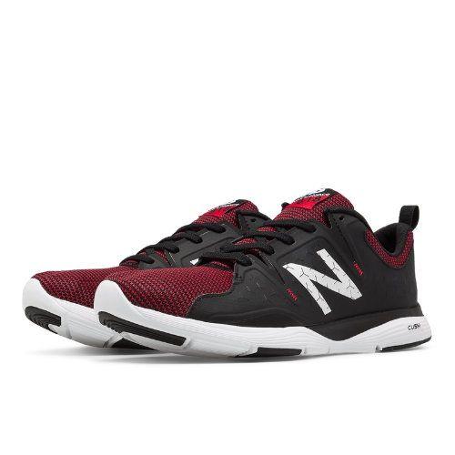 New Balance 818 Trainer Men\u0027s Cross-Training Shoes - Black / Red / White