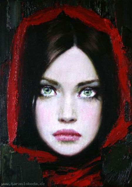 beauty  Taras Loboda's gallery | Portraits