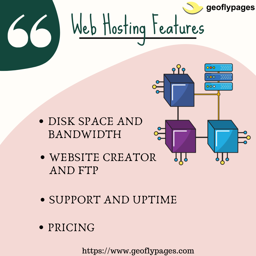 what to look for in a web hosting provider