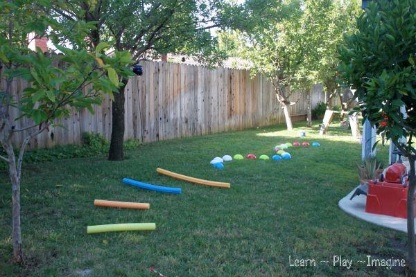 Backyard Obstacle Course Backyard Obstacle Course Kids Obstacle Course Backyard For Kids