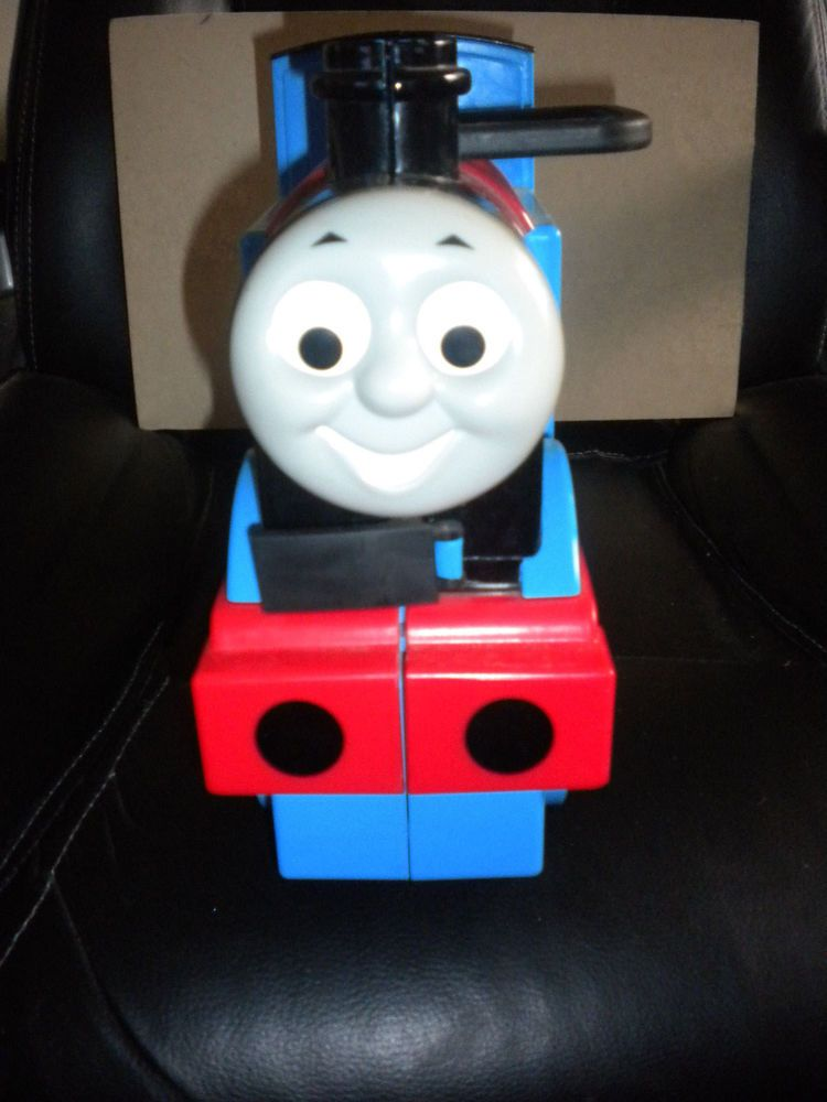 """""""Thomas the Tank"""" Engine Train Carrying Case 17"""