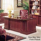 "Found it at Wayfair - Bedford 60"" Double Pedestal Executive Desk"