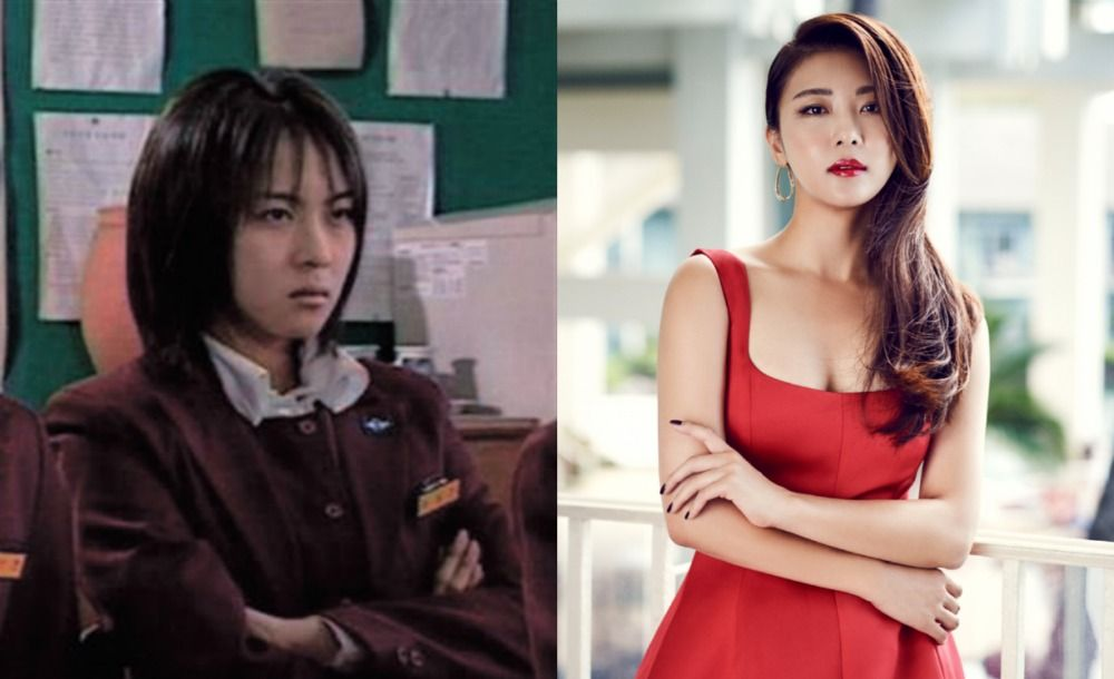 Then Now 16 Photos Of Korean Stars In Their First K Drama Role
