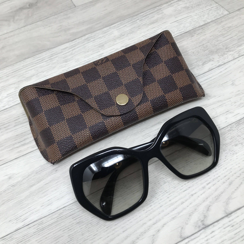 3e157111689 LIMITED Louis Vuitton (reworked) Handmade Sunglasses Case