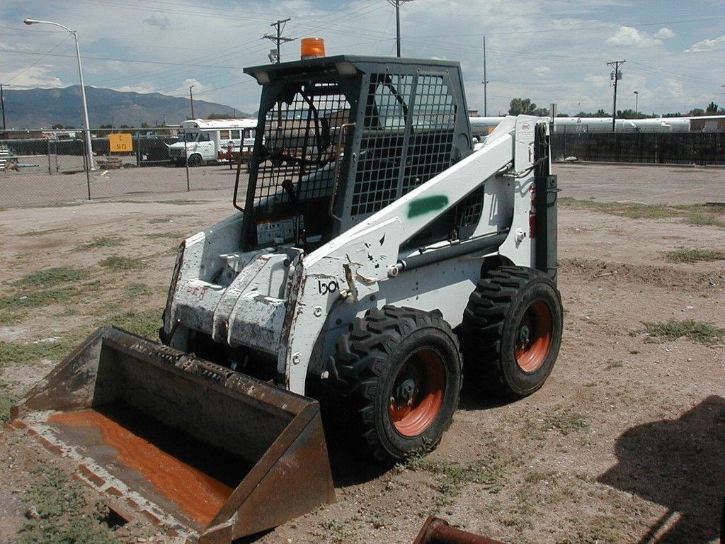 Good quality bobcat machines that helps you accomplish heavy