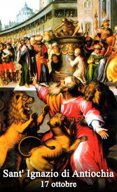 Sant' Ignazio di Antiochia