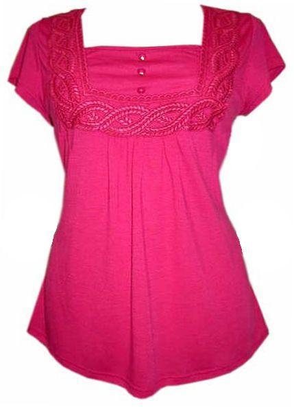 f0513a0a45a7c5 Women s plus size tops - Grote maten kleding