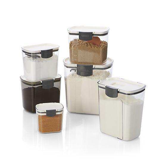 Flour Storage