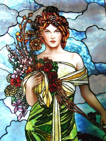 Stained Glass - Bogenrief Studios